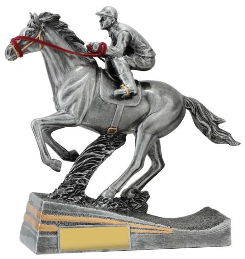 Silver Racing Trophy 180mm