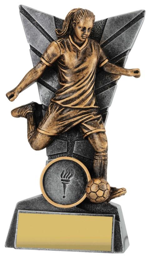 Soccer Female Delta 150mm