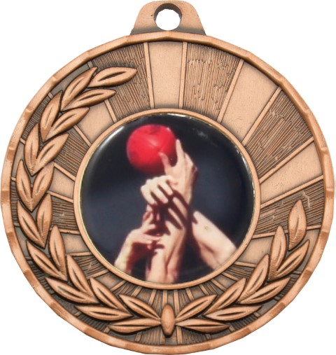 Heritage Medal Aussie Rules Bronze