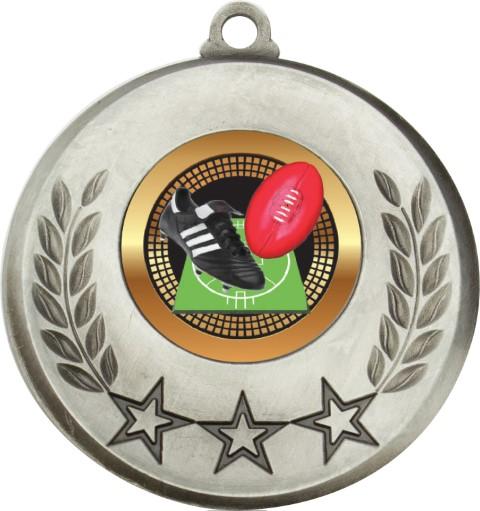 Laurel Medal Aussie Rules Silver