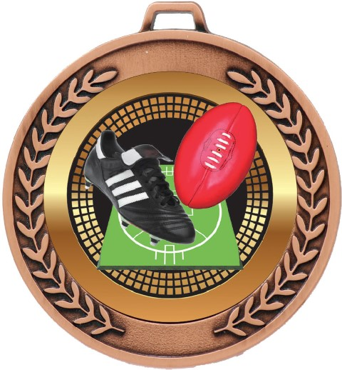Prestige Medal  Aussie Rules Bronze