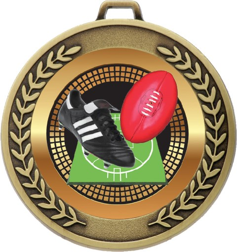 Prestige Medal  Aussie Rules Gold
