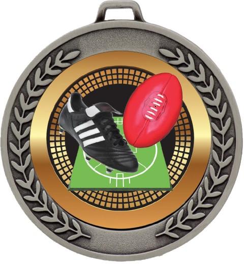 Prestige Medal  Aussie Rules Silver