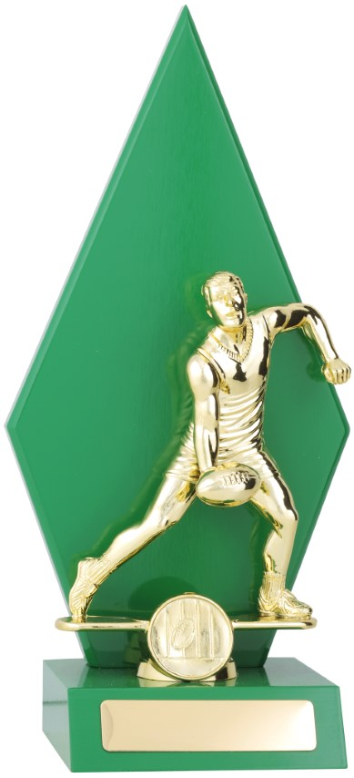 Aussie Rules Green Arrow 250mm