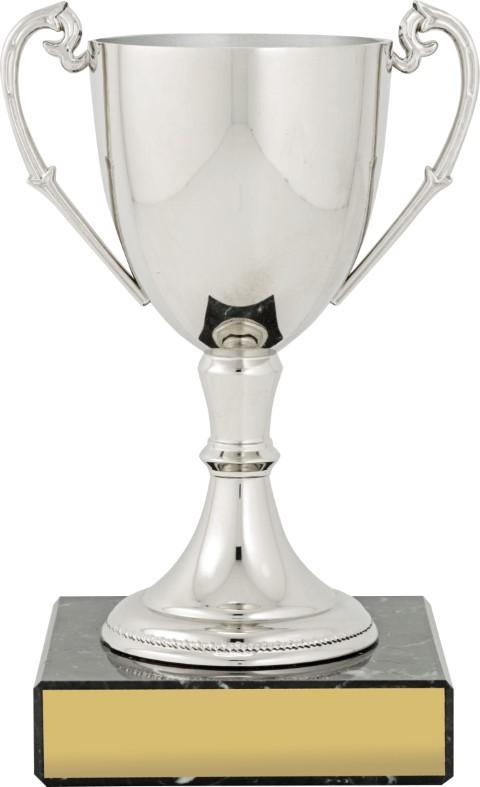 Major Cup Silver 140mm