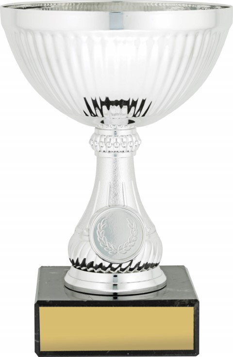 Silver Lucca Cup 180mm