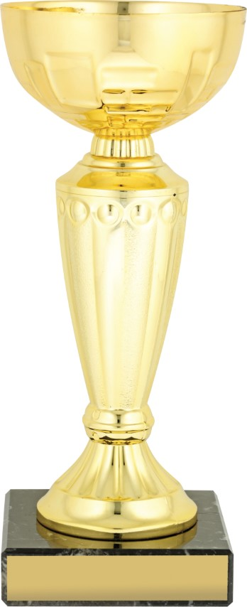 Cup Geneva Gold 190mm