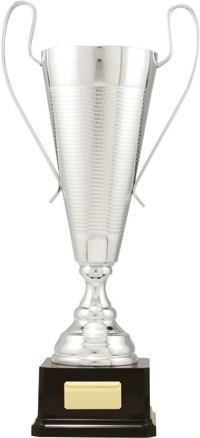 Vaso Cup Silver 440mm