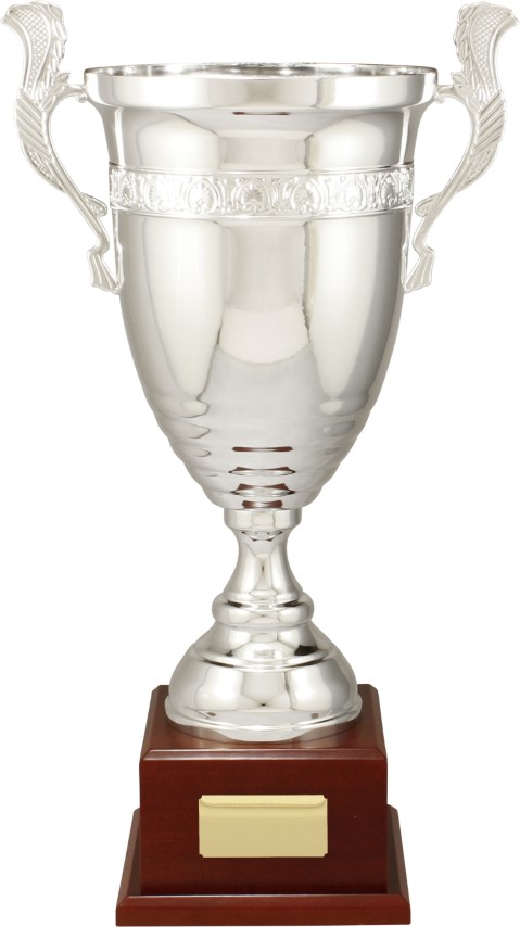 Bologna Cup Silver 560mm