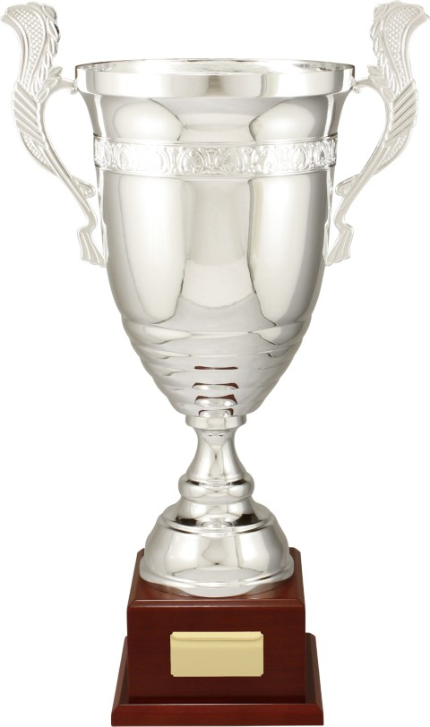Bologna Cup Silver 615mm