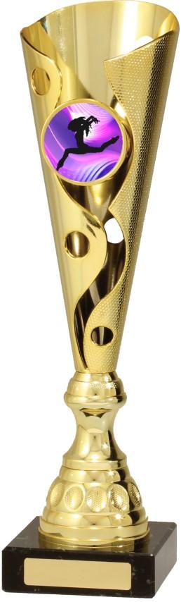 Gold Mega Carnival 380mm