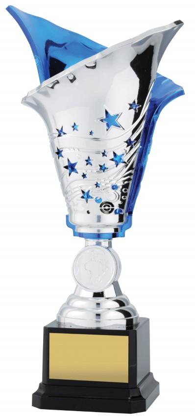Silver - Blue Fire 265mm