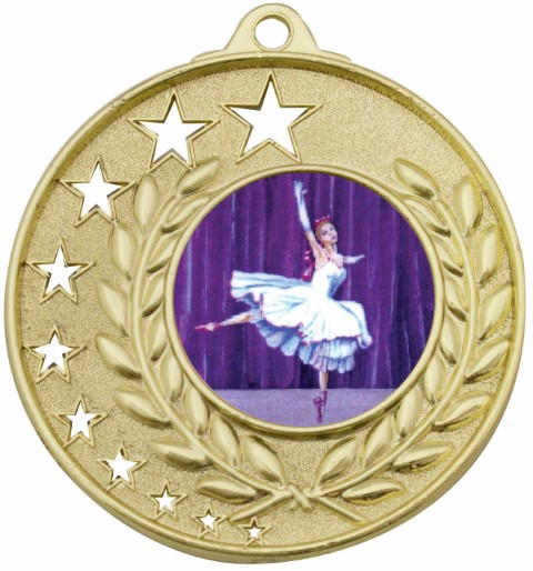 Stars Series Dance Gold