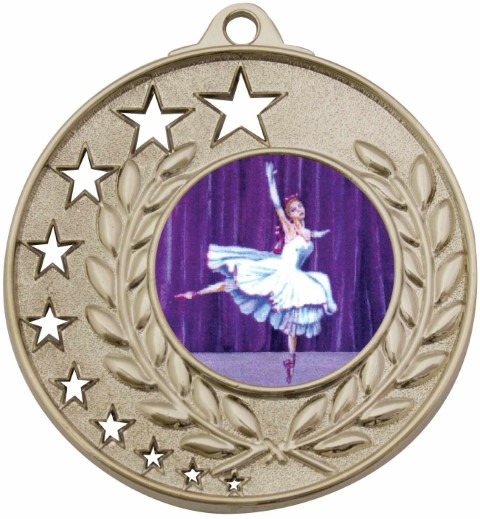 Stars Series Dance Silver
