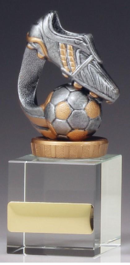Budget Crystal Soccer 125mm
