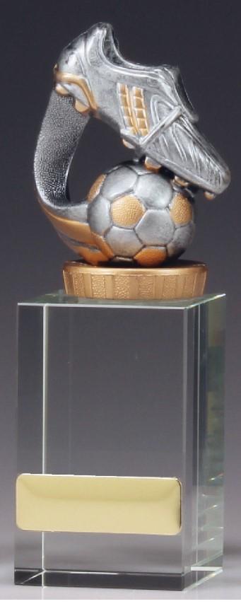 Budget Crystal Soccer 160mm