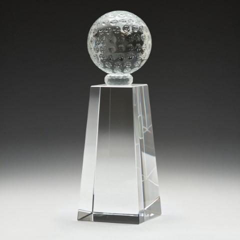 Golf Crystal Pedestal