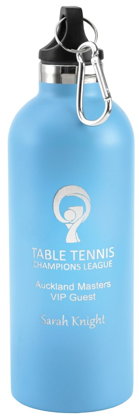 Light Blue Double Wall Bottle 500ml