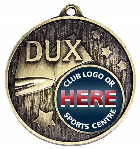 Varsity Medal Dux Gold