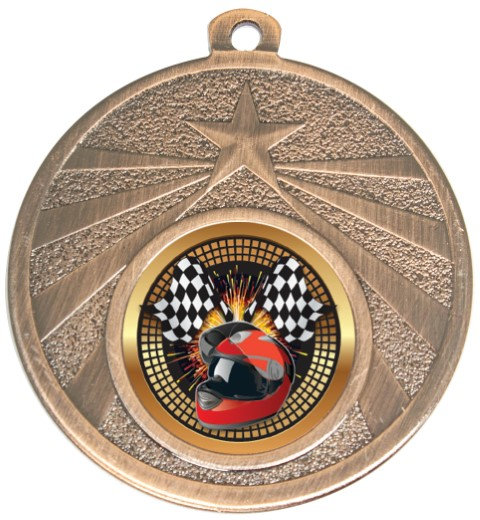 Budget Starshine Medal Bronze