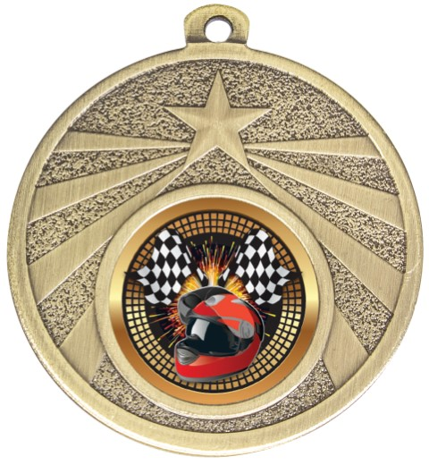 Budget Starshine Medal Gold