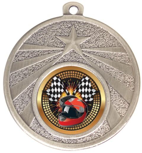 Budget Starshine Medal Silver