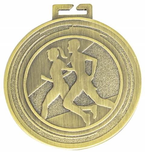 Running Aura Loop Medal