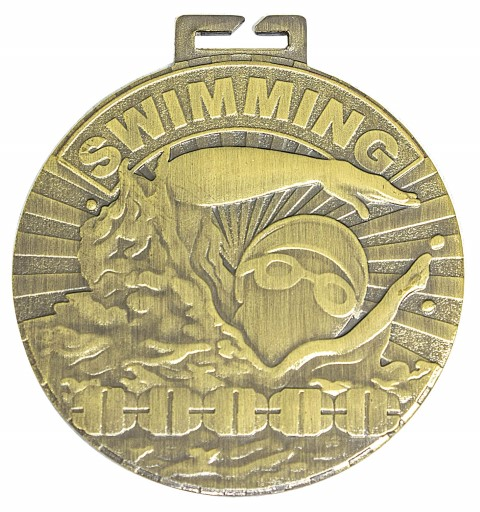 Swim Cosmos Loop Medal