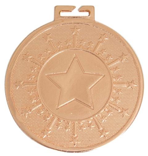 Aura Loop Medal Bronze