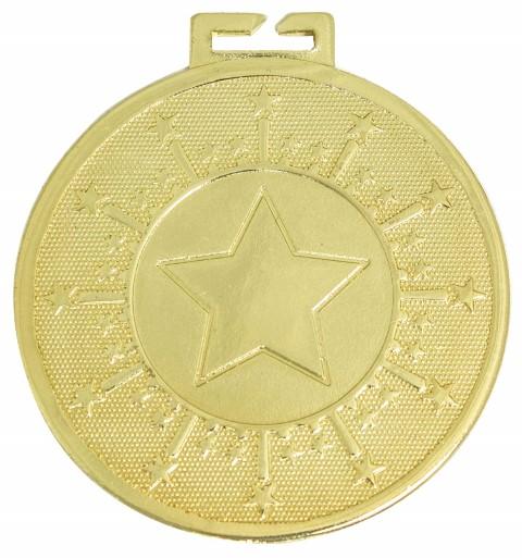Aura Loop Medal Gold