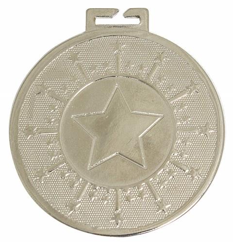 Aura Loop Medal Silver