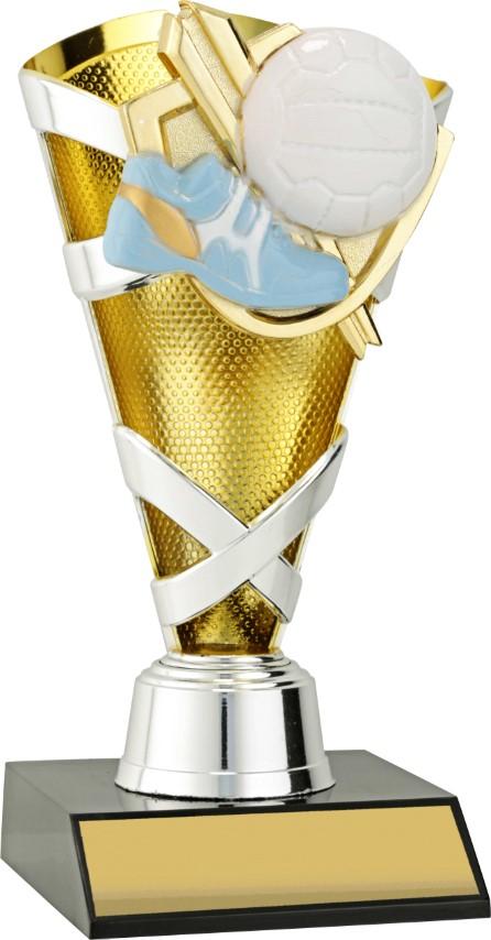 Netball Spectrum Cup 175mm
