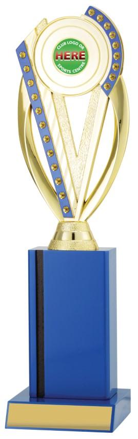Rugby Blue Trojan 285mm