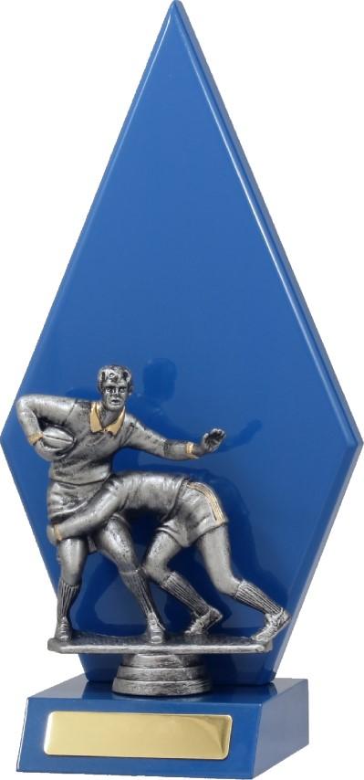Rugby Blue Arrow 285mm