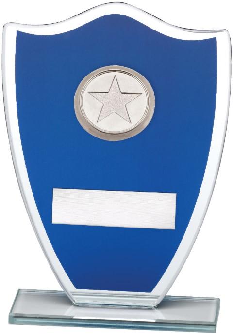 Blue Shield - Holder 165mm