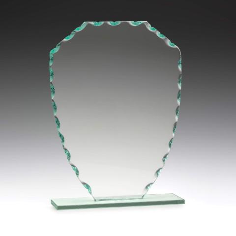 Glass Budget Shield 185mm