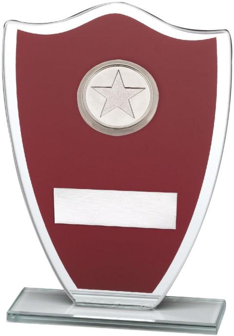 Red Shield - Holder 165mm