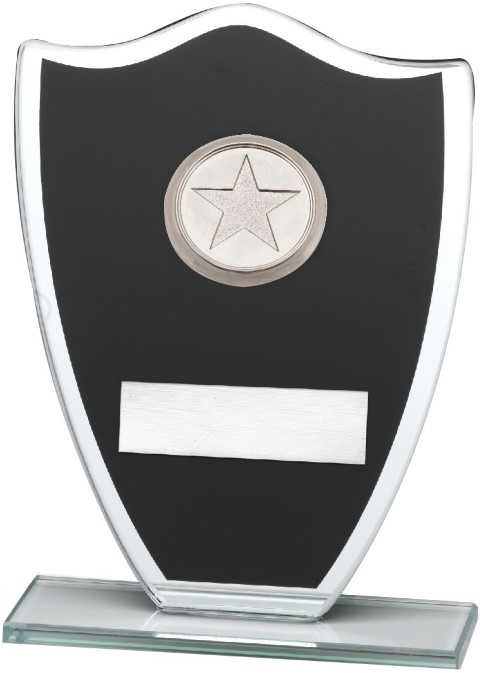 Black Shield - Holder 165mm
