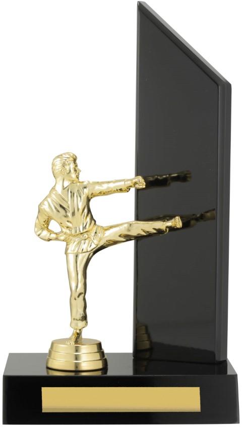 Karate Black Timber 235mm