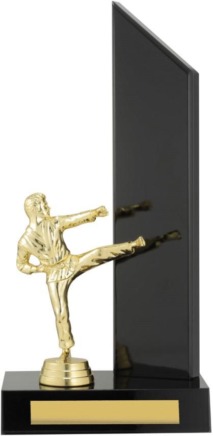 Karate Black Timber 270mm