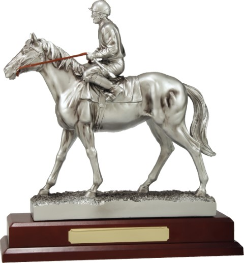 Silver Jockey Award 365mm